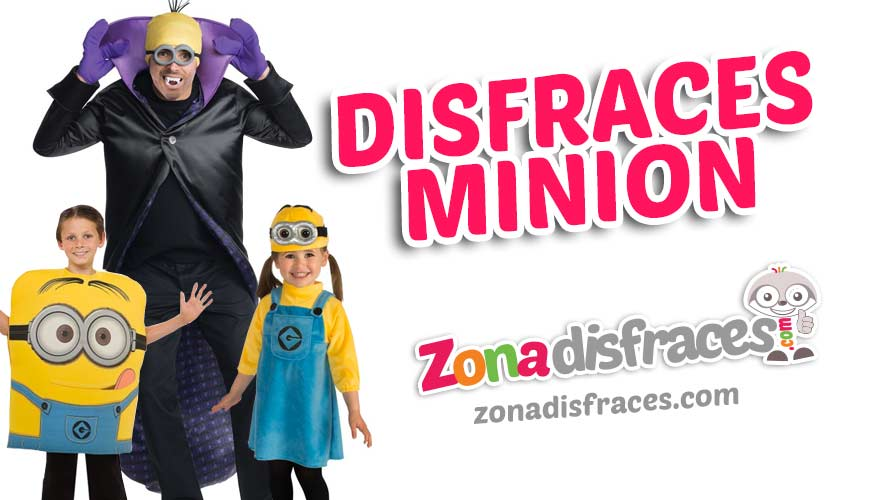 Disfraces de Grupos Minion