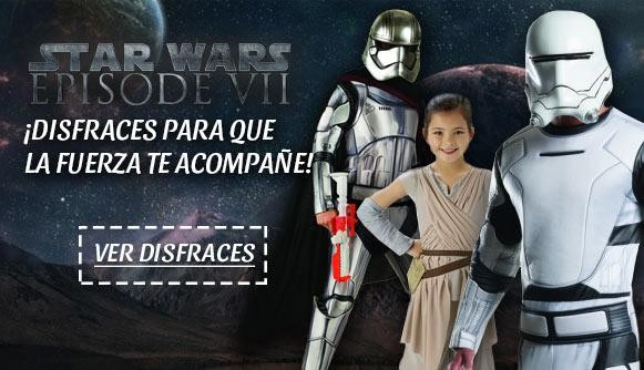 disfraces star wars